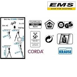 WWW.EMS.BG - CORDA 3X10